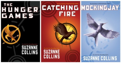 Image result for the hunger games series book cover