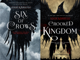 Image result for six of crows crooked kingdom