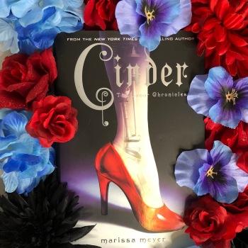 Cinder Bookstagram