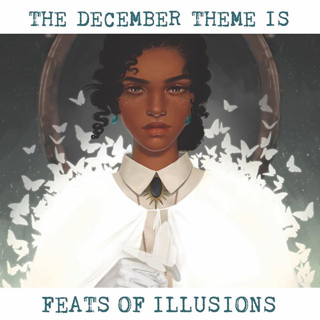 Image result for shelflove crate december 2018 feats of illusions
