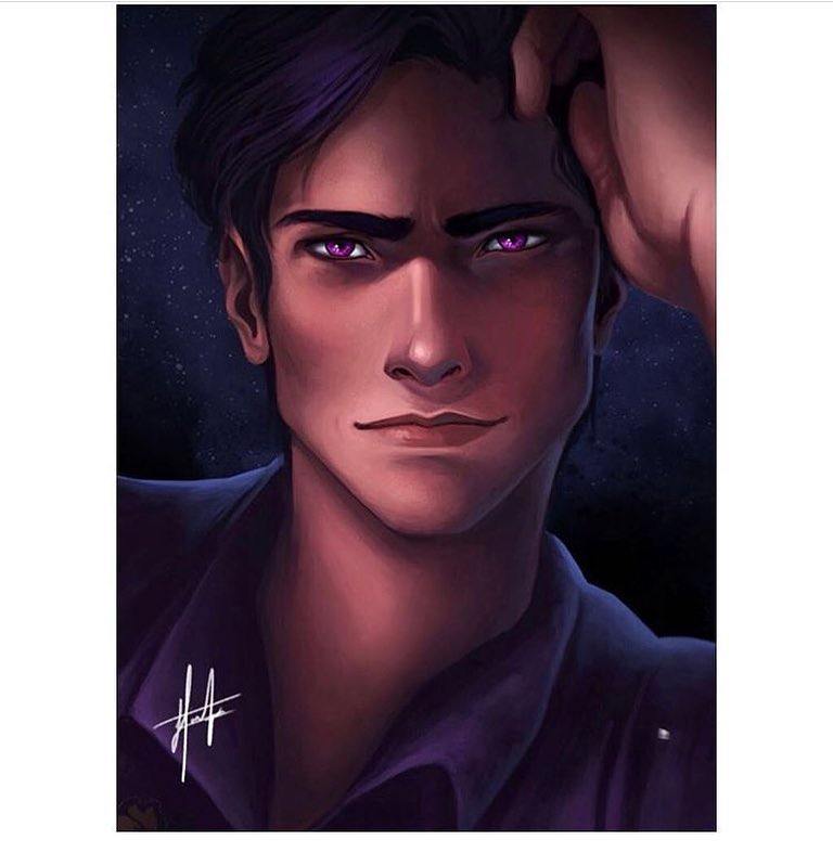 Image result for rhysand fan art